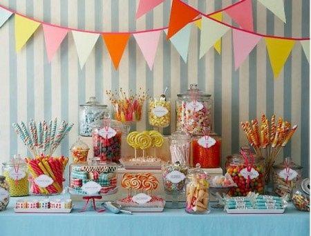 Buffet Di Dolci Per Bambini : Buffet di dolci per compleanno bambini mezzogiorno di cuoco