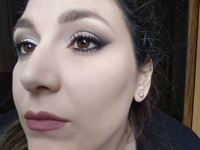 Make up fai da te 1