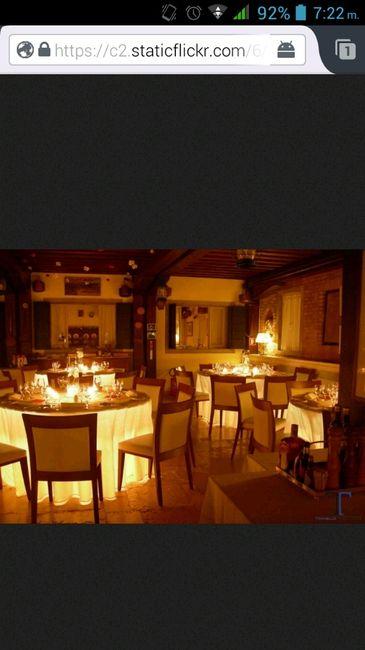 Illuminazione tavoli - Organizzazione matrimonio - Forum Matrimonio.com