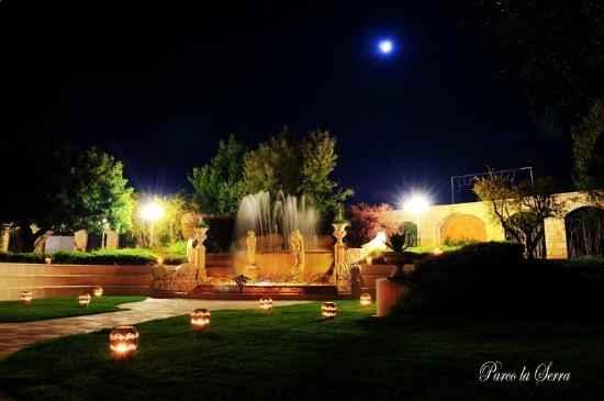 Parco La Serra-sala ricevimenti