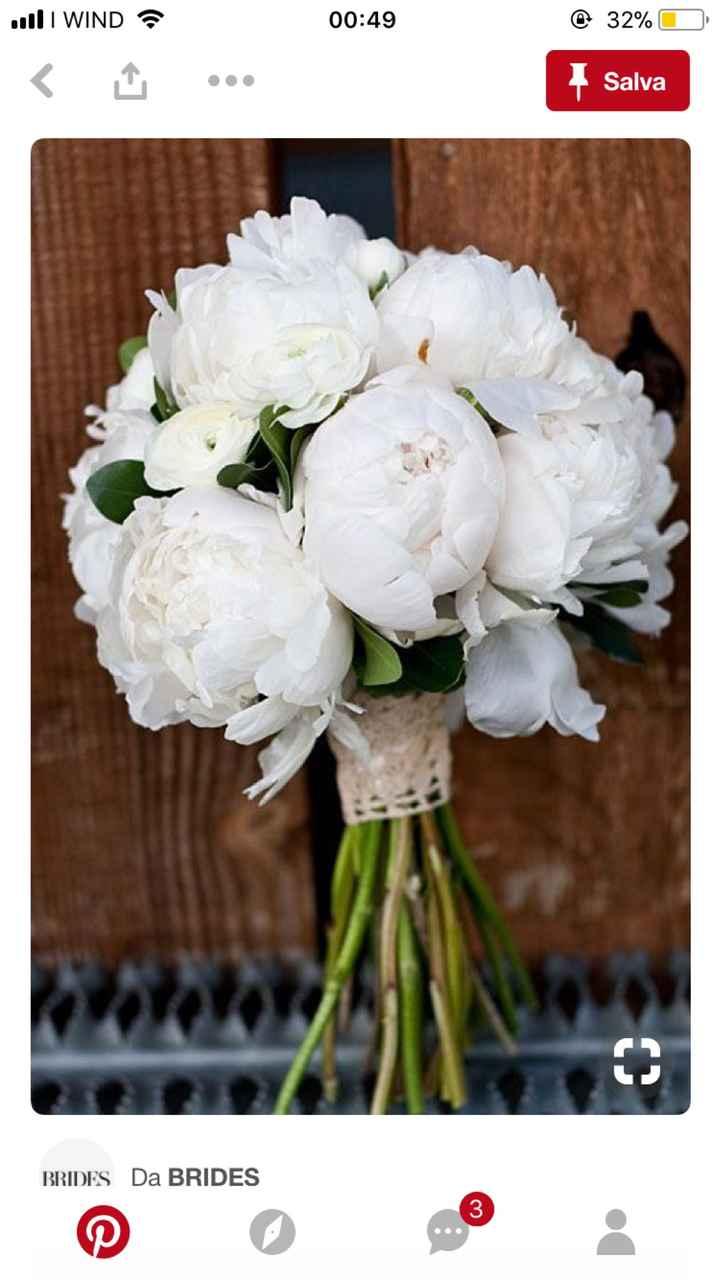 Bouquet sposa 👰🏽 - 2