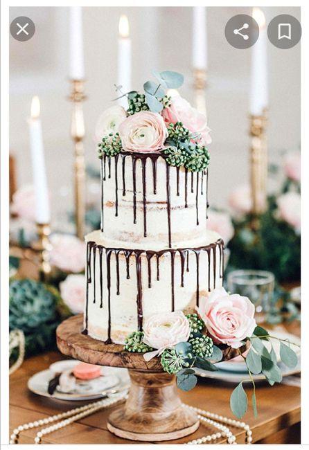 Torta nuziale 2
