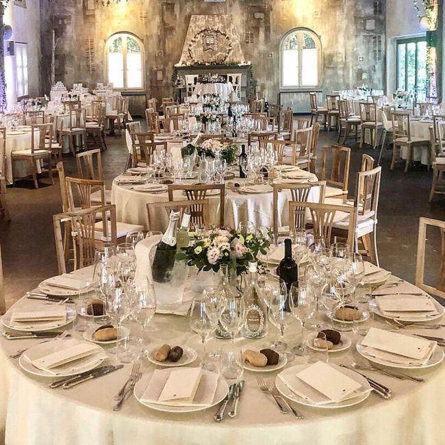 Tavolo degi sposi: soli o accompagnati? 2