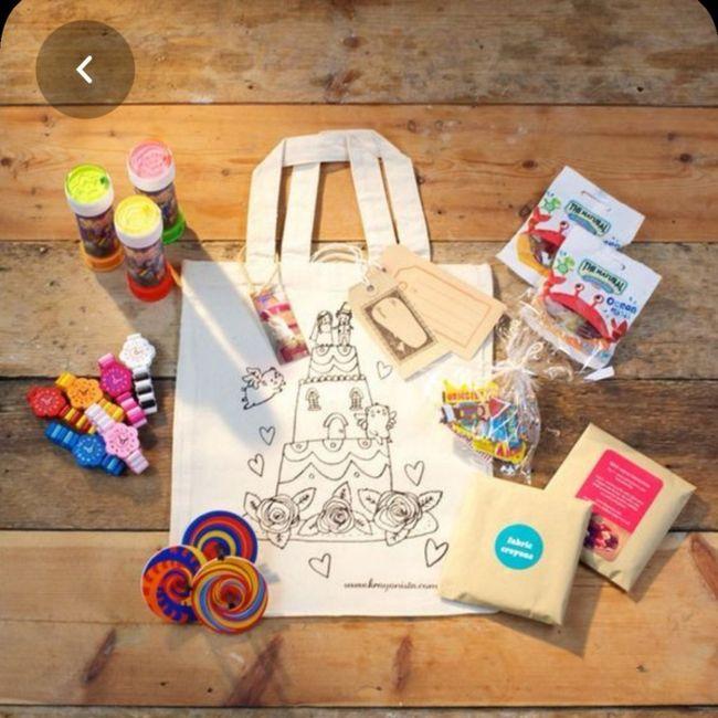 Wedding bag per i più piccoli 4