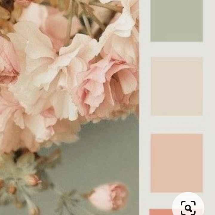 Quali sono i colori protagonisti del vostro matrimonio? ❤️🧡💛💚💙💜 - 1