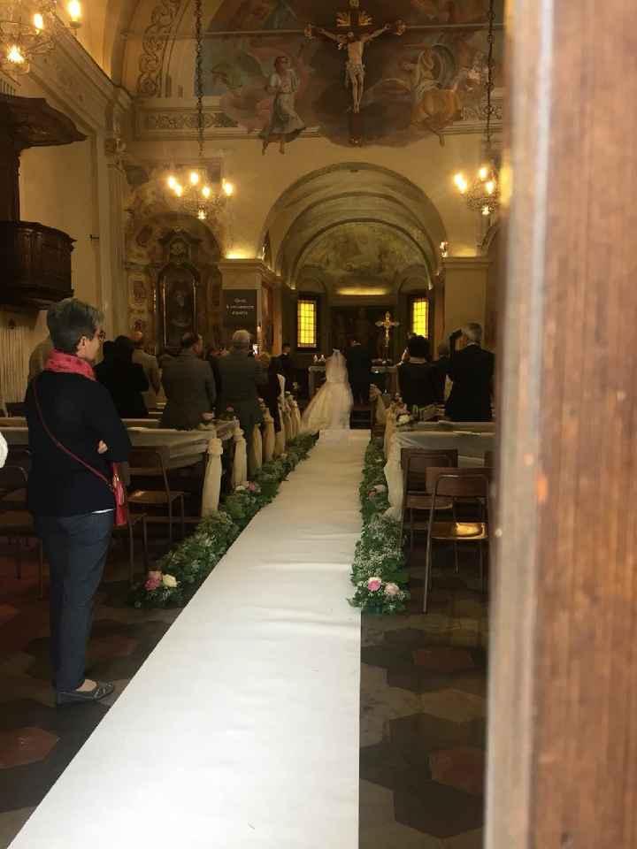 Allestimento chiesa - 1
