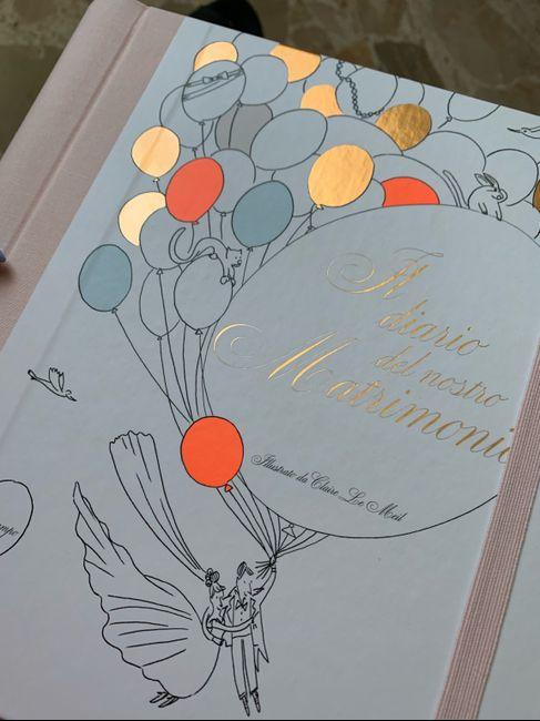 Il diario del nostro matrimonio! 1