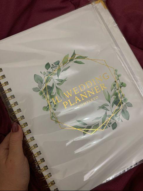 Il diario del nostro matrimonio! 2