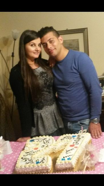 Ultimo compleanno da fidanzata - 1