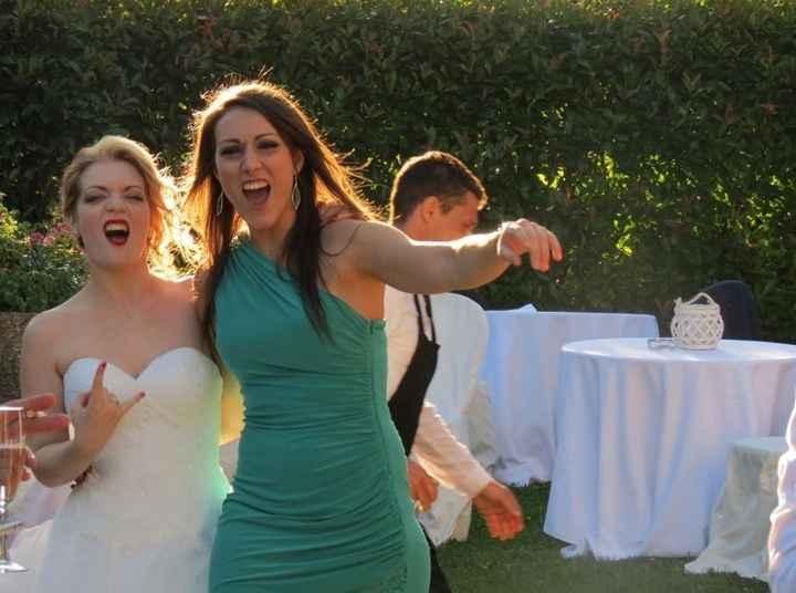 Rock wedding!