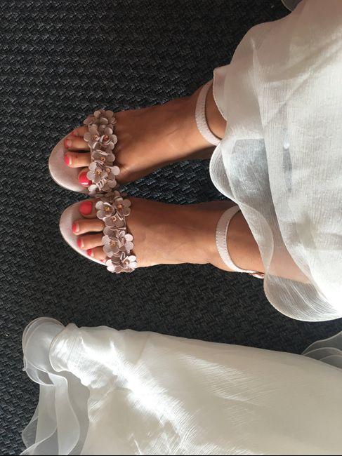 Scarpe da sposa 1