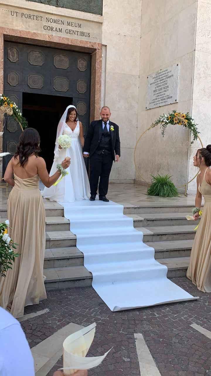 I matrimoni di settembre 2020: l'amore vince sempre! 3