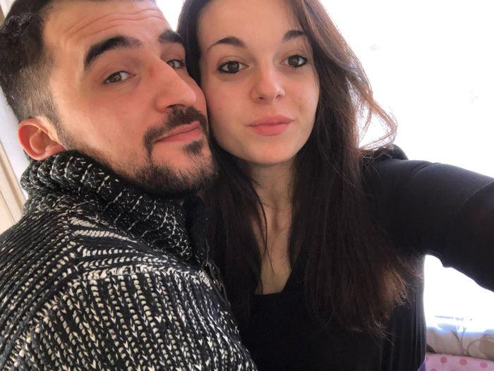 La mia storia d'amore:arianna e Matteo 💕 1