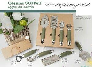 Bomboniere utensili da cucina pagina 2 for Kit utensili da cucina
