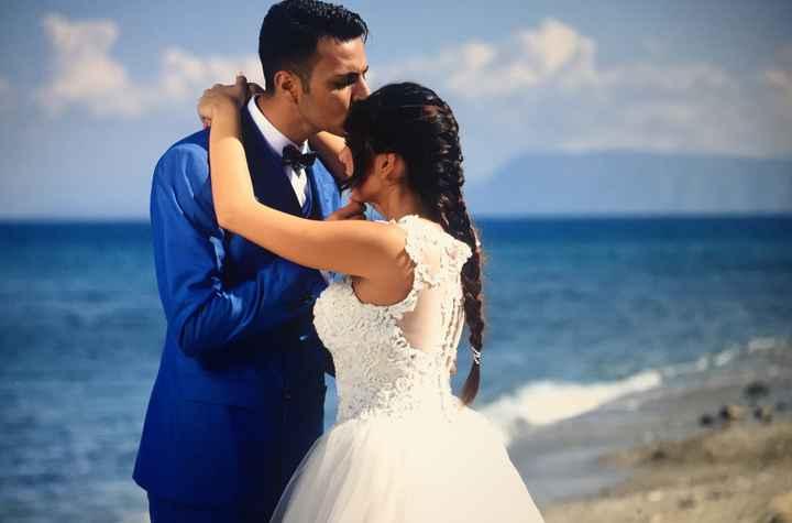 Alcuni scatti del nostro dopo matrimonio ❤️ - 4