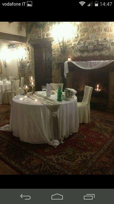 Matrimonio Rustico Napoli : Tavolo tondo o rustico per gli sposi foto