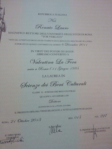 Fra una settimana finalmente mi laureo!! :-) - 1