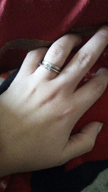 i miei anelli ! Mostratemi i vostri 💎💍❤ 6