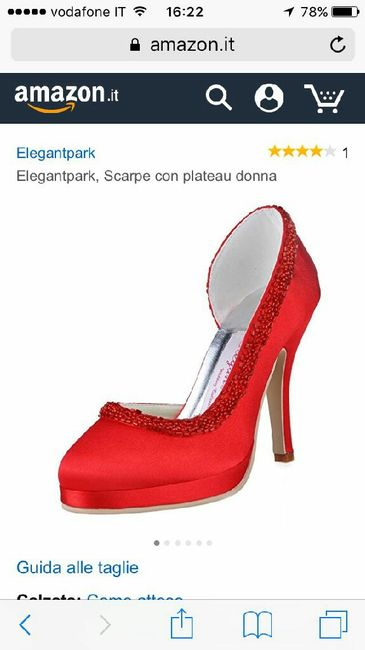 Scarpe rosse. vanno bene? - 2