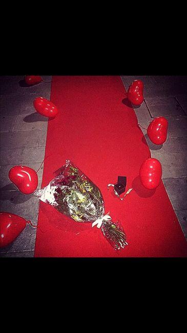 Proposta eccessiva o romantica ? 1