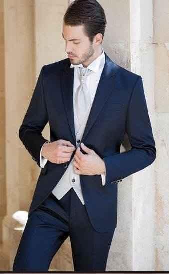 Che bello il mio fm vestito da sposo!!! - 1