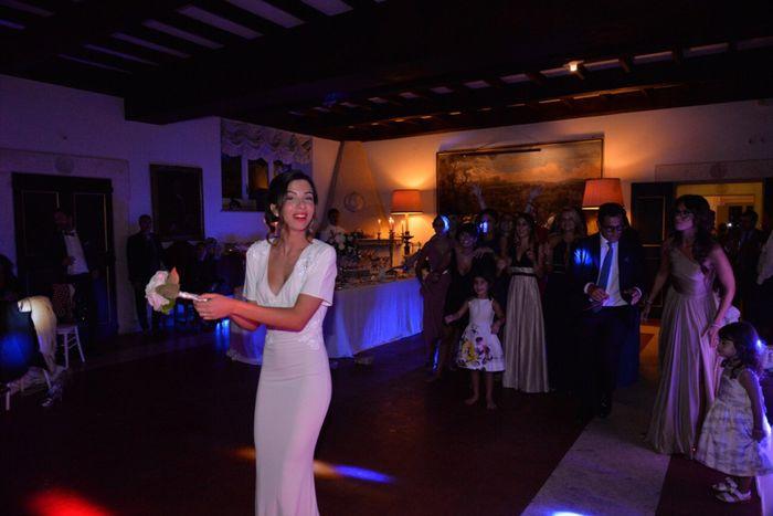 Prima notte di nozze in hotel e abito da sposa ! - 1