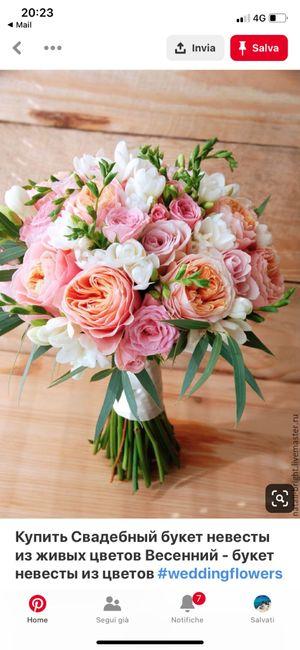 Quale bouquet scegli per le tue nozze? 1