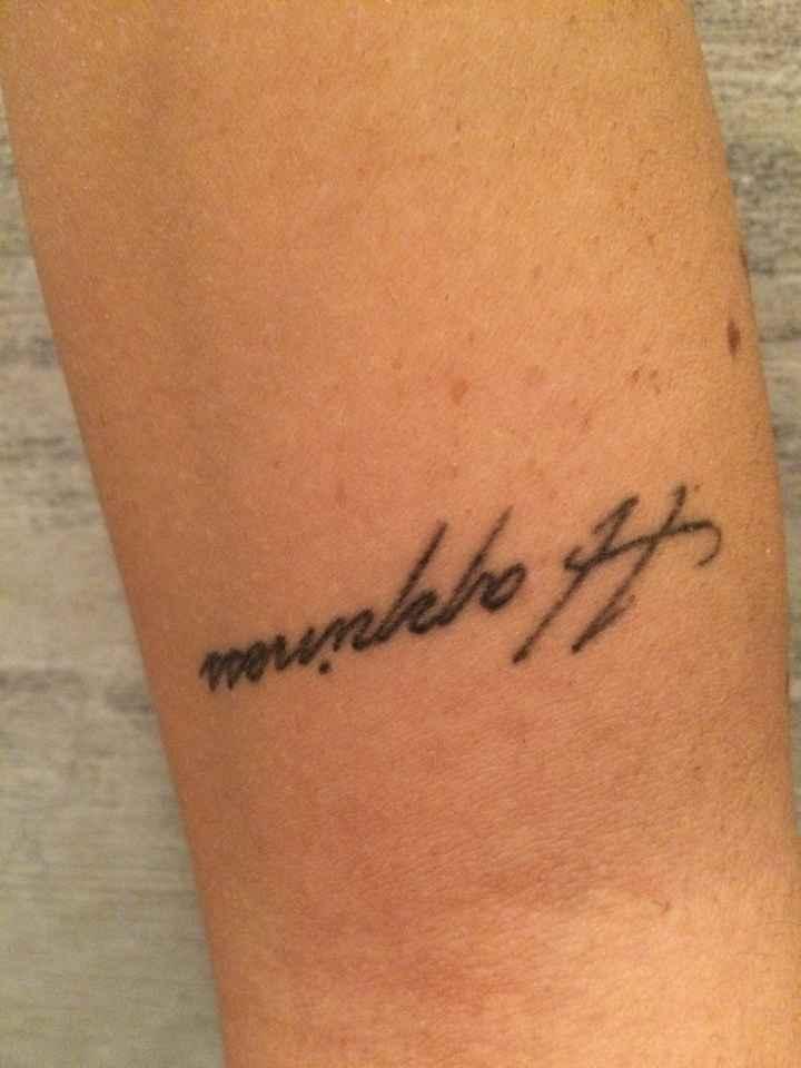 Spose super tatuate fatevi vedere 😍 - 3