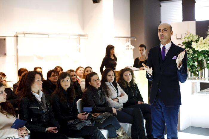 Non solo wedding nasce la enzo miccio academy for Ufficio wedding planner