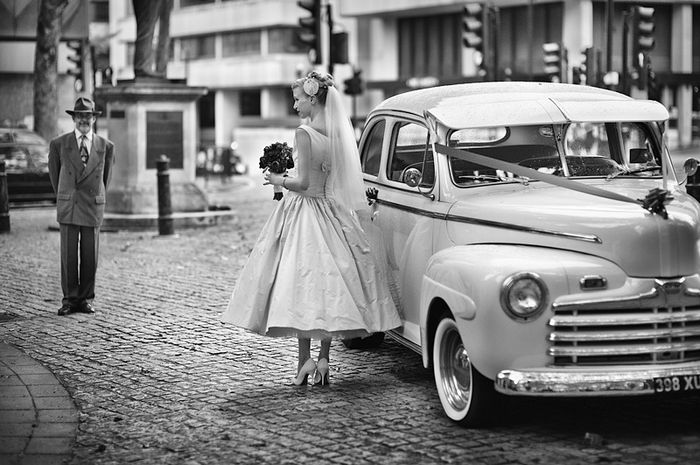 Sposa anni 50