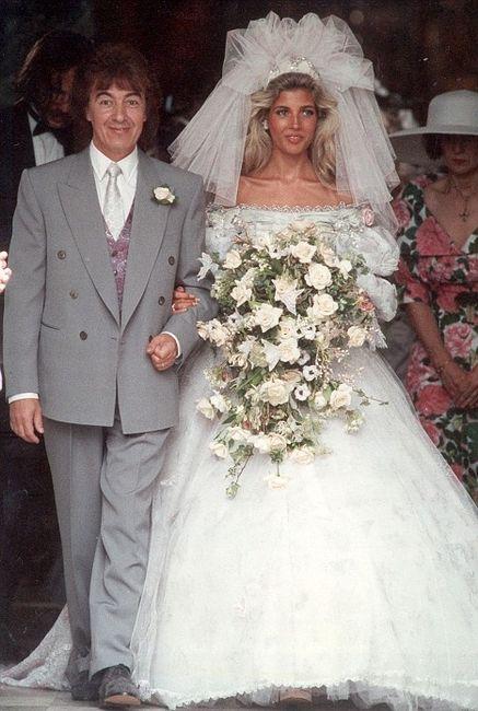 Abiti da sposa degli anni 80