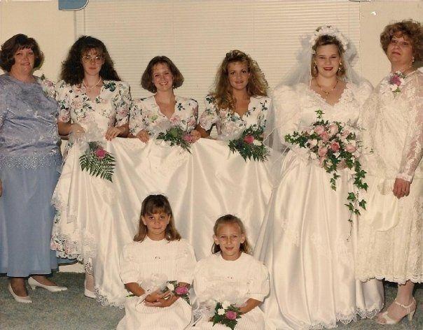 Abiti Da Sposa Degli Anni 90.Sposa Negli Anni 90 Forum Matrimonio Com