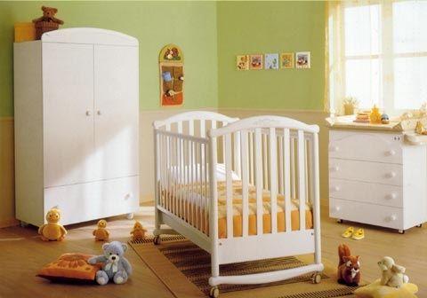 Colori Cameretta Bebè : Il miglior colore per la camera del bebè future mamme forum