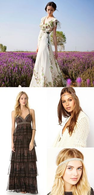 Matrimonio Country Chic Abbigliamento Invitati : Come vestirsi a un matrimonio tematico moda nozze forum