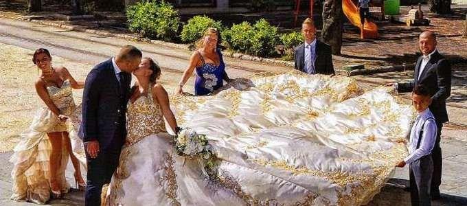 Matrimonio In Napoletano : Polemica per matrimonio da mila euro a somma vesuviana