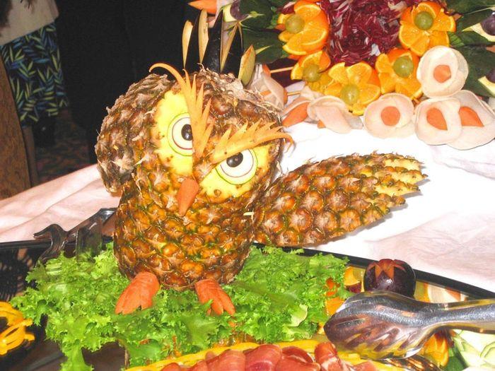 Buffet di frutta: - Ricevimento di nozze - Forum Matrimonio.com