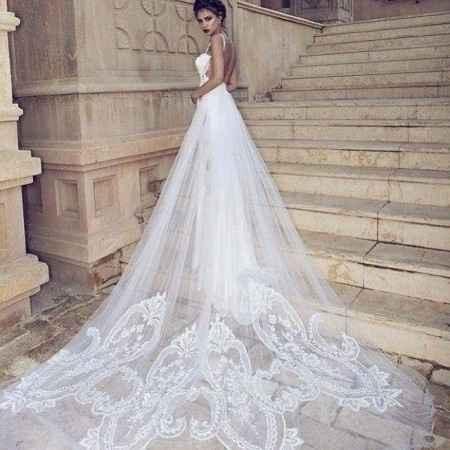 Strascico sposa