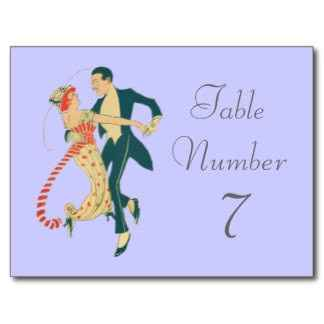 Matrimonio tema danza