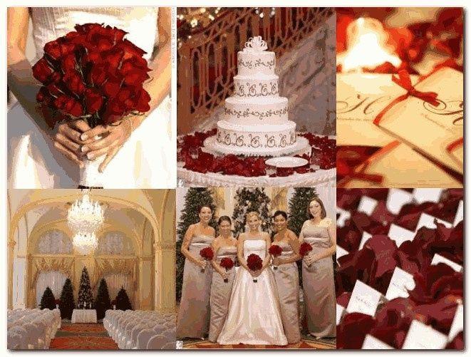 Decorazioni Matrimonio Natalizio : Decorazioni matrimonio natalizio foto