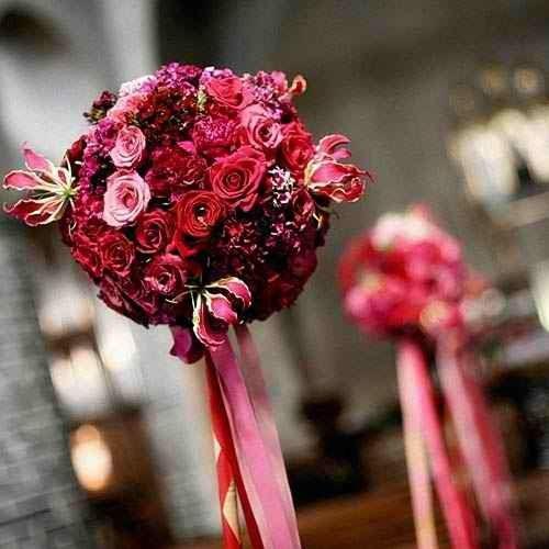 Addobbi Floreali Matrimonio Periodo Natalizio : Addobbi floreali per chiesa o comune organizzazione
