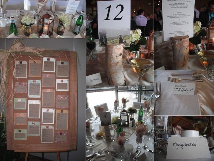 Decorazioni matrimonio bosco - Foto Organizzazione matrimonio