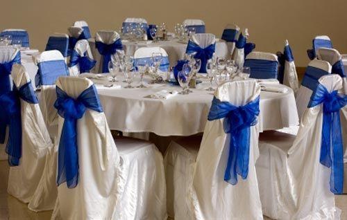 Matrimonio Tema Blu : Sos idee per un matrimonio blu e bianco ma non tema mare