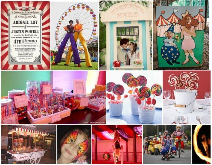 Matrimonio Tema Circo : Bordeaux e circo pagina organizzazione matrimonio
