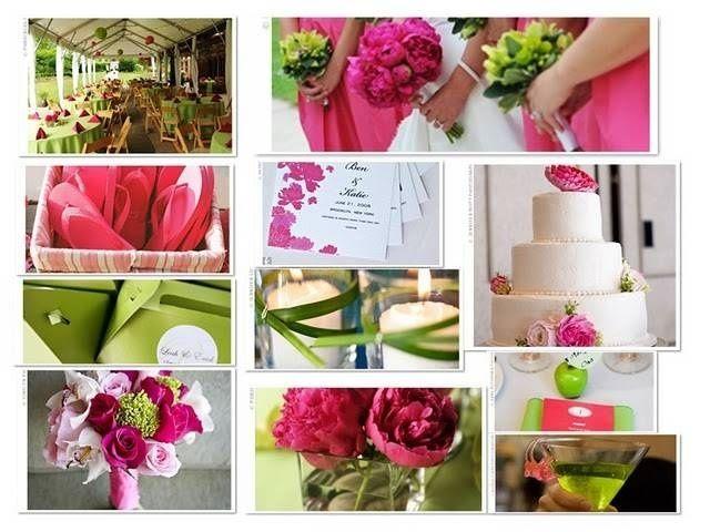 Matrimonio Tema Fucsia : Quali colori per il vostro matrimonio organizzazione