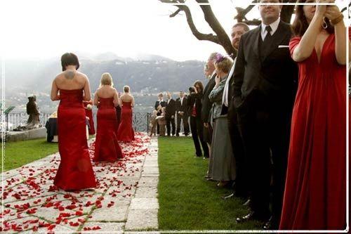 Matrimonio Tema Rose Rosse : Idee organizzazione matrimonio tema rose rosse