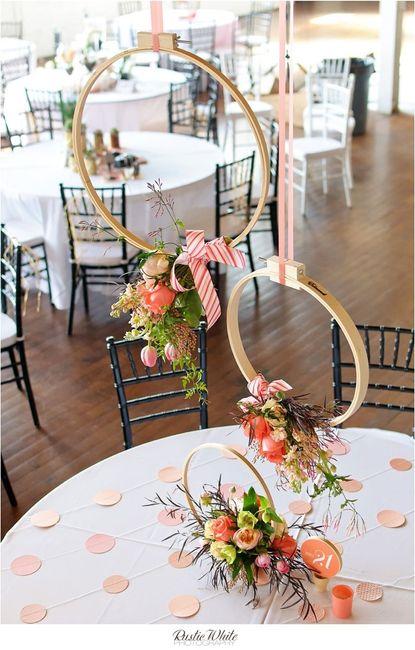Decorazioni tavoli matrimonio - Foto Organizzazione matrimonio