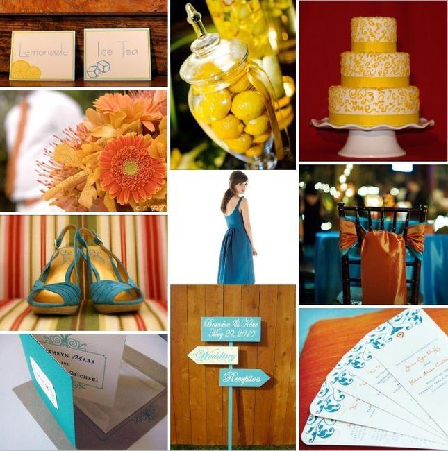 Matrimonio Giallo E Azzurro : Matrimonio in giallo e azzurro prima delle nozze forum
