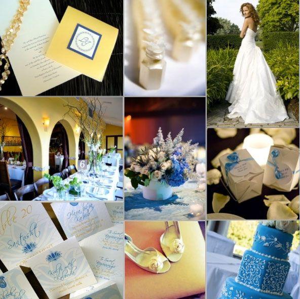 Matrimonio Pesca E Azzurro : Matrimonio in giallo e azzurro prima delle nozze forum
