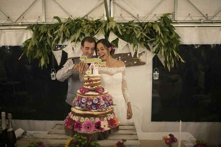 La nostra torta!! - 2