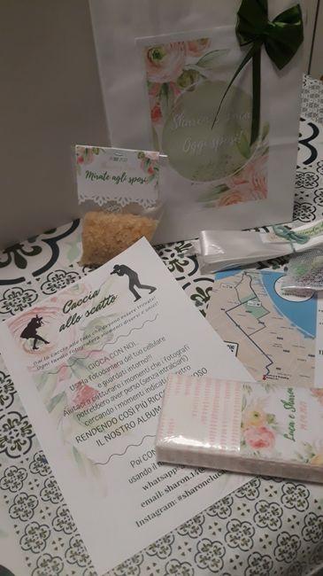 Le mie wedding bag 🥰 - 2